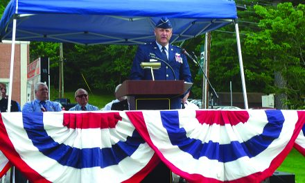 County remembers the fallen