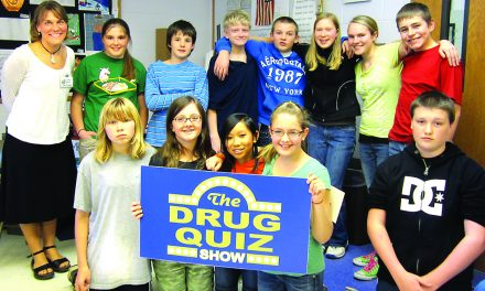 LPCS students quizzed about drugs