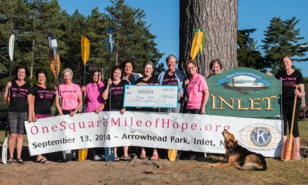 One Square Mile of Hope donates