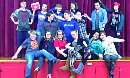 Wells presents 'Into the Woods'