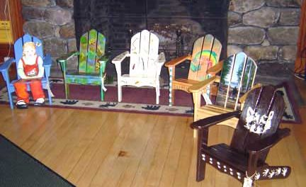 Bid on Chairs for Kids