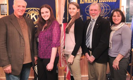 Students of the month recognized
