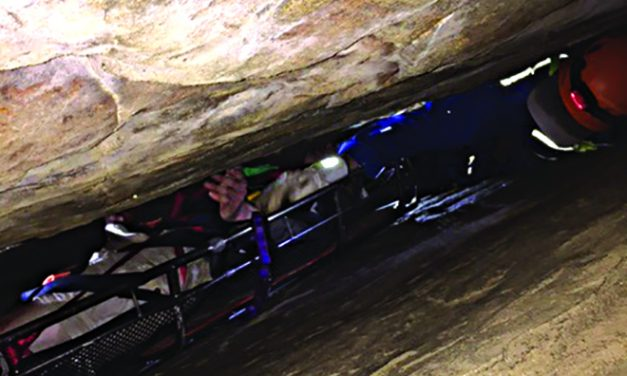 DEC forest rangers rescue man from Eagle Cave