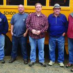 Salute to School Bus Drivers