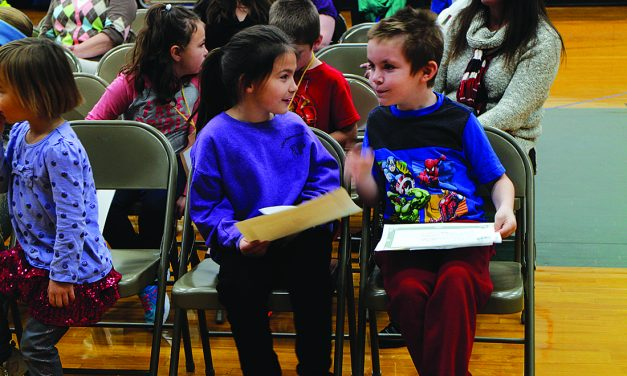 Lake Pleasant students learn to stay positive with character trait program