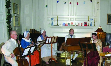 Reenactors to come to The Revival