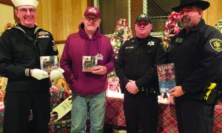 Toys for tots  collection under way