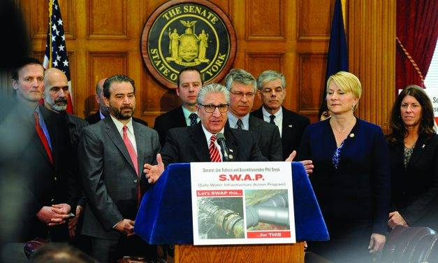 State officials advocate for infrastructure funding