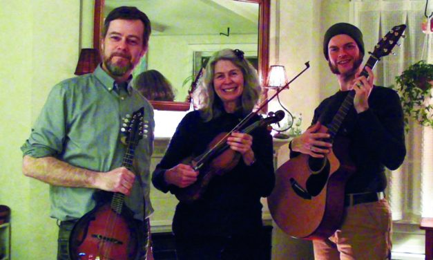 The Revivial to host traditional Irish band