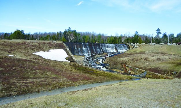 Town adopts comprehensive plan, funds awarded to Adirondack dam