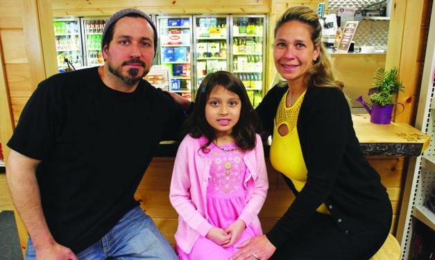 Wells Edge Country Store:  Family opens store, makes town their permanent home