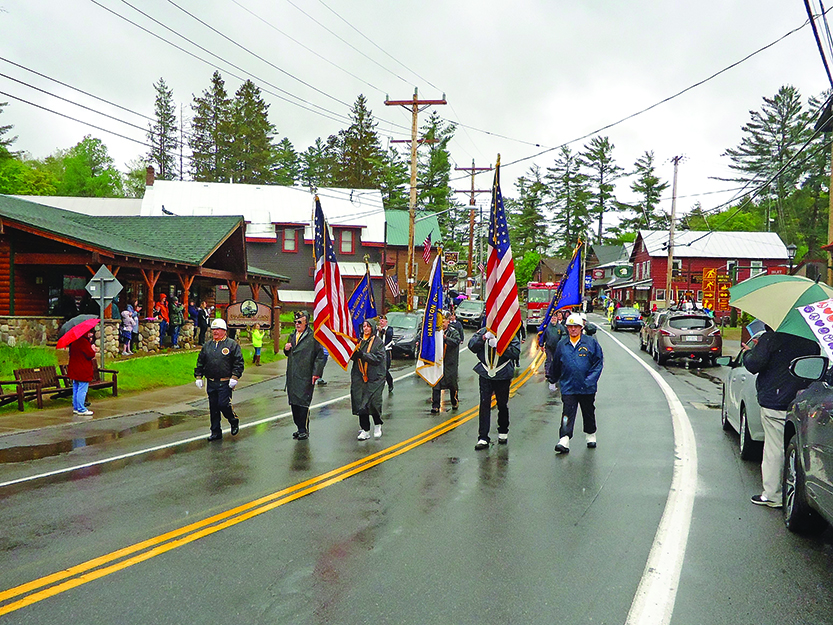 County remembers the fallen with annual parade