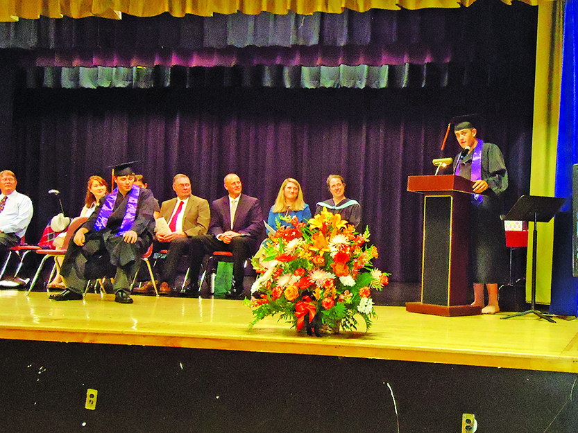 LLCS graduates recall years together as a small class