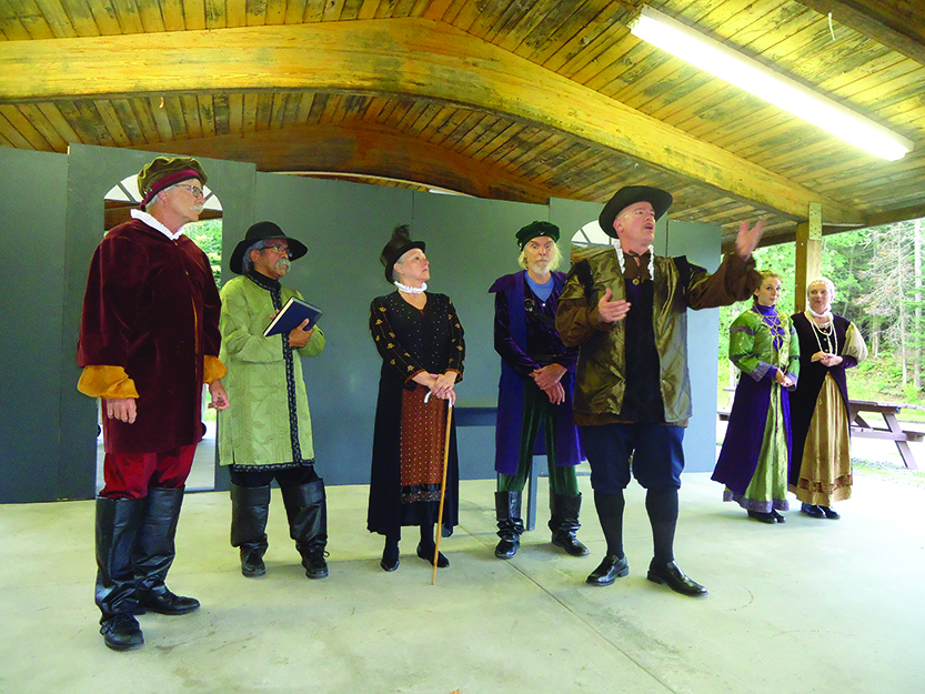 A comedy of errors: The 'Merry Wives of Windsor' comes to Indian Lake