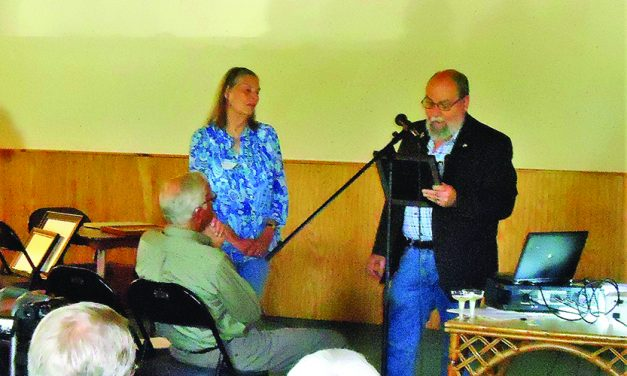 Hundreds turn out to thank Gerdin for Township 40 solution